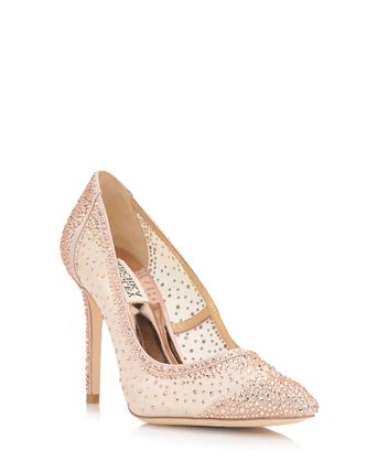 Pin Heels Party Style With Jewels Elegant Style Glitter