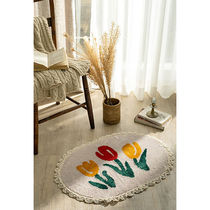 DECO VIEW Flower Patterns Carpets & Rugs