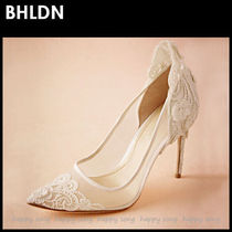 BHLDN Lace Shoes