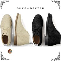 Duke & Dexter Plain Handmade Oxfords