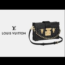 Louis Vuitton MONOGRAM EMPREINTE Casual Style 2WAY Leather Party Style Elegant Style