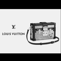 Louis Vuitton EPI Casual Style Canvas 2WAY Leather Party Style Elegant Style