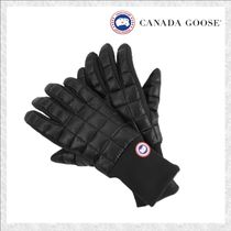 CANADA GOOSE Plain Gloves Gloves