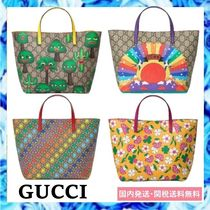 GUCCI Unisex Street Style Kids Girl Bags