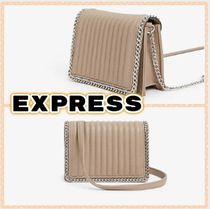 EXPRESS Casual Style Plain Party Style Office Style Elegant Style