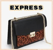 EXPRESS Casual Style Other Animal Patterns Party Style Office Style