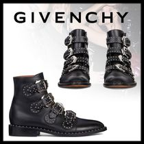 GIVENCHY Elegant Style Ankle & Booties Boots