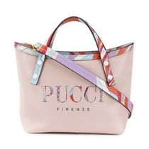 Emilio Pucci Casual Style Street Style Shoulder Bags