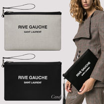 Saint Laurent CABAS RIVE GAUCHE Clutches