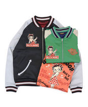 bettyboop Unisex Street Style Collaboration Special Edition