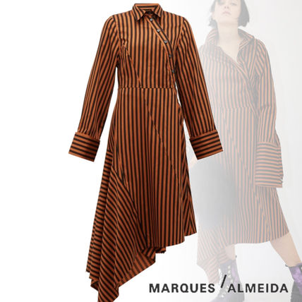 Stripes Cotton Dresses