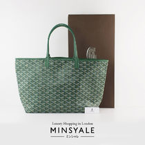 GOYARD Office Style Totes