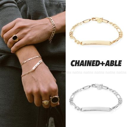 Chained & Able Bracelets Street Style Chain Co-ord Chain Bracelets Bracelets