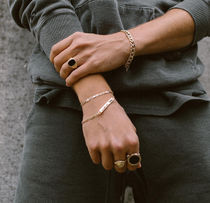 Chained & Able Bracelets Street Style Chain Co-ord Chain Bracelets Bracelets 4