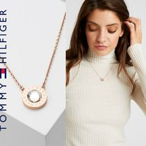 Tommy Hilfiger Casual Style Elegant Style Necklaces & Pendants