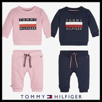 Tommy Hilfiger Unisex Street Style Baby Girl Tops