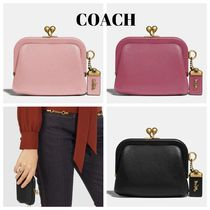 Coach Leather Coin Purses