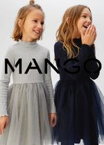 MANGO Petit Kids Girl Dresses