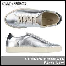 Common Projects Casual Style Street Style Leather Low-Top Sneakers