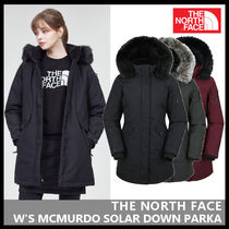 THE NORTH FACE Street Style Down Jackets