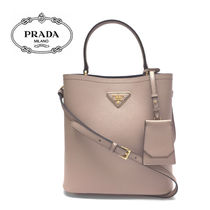 PRADA Saffiano 2WAY Handbags