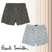 Paul Smith Flower Patterns Cotton Trunks & Boxers