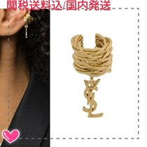 Saint Laurent OPYUM Party Style Elegant Style Earrings