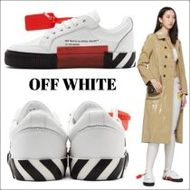 Off-White Unisex Low-Top Sneakers