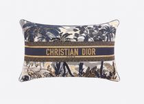 Christian Dior Stripes Ethnic Art Patterns Decorative Pillows