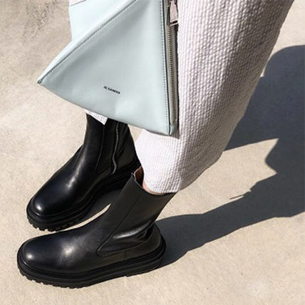 ZARA More Boots Street Style Leather Boots Boots 10