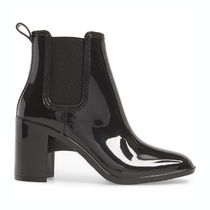 Jeffrey Campbell Casual Style Plain Block Heels High Heel Boots