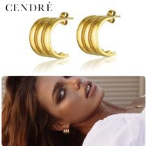 CENDRE Casual Style Unisex Party Style 18K Gold Office Style
