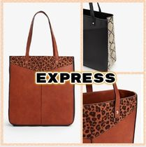 EXPRESS Other Animal Patterns Party Style Office Style Elegant Style