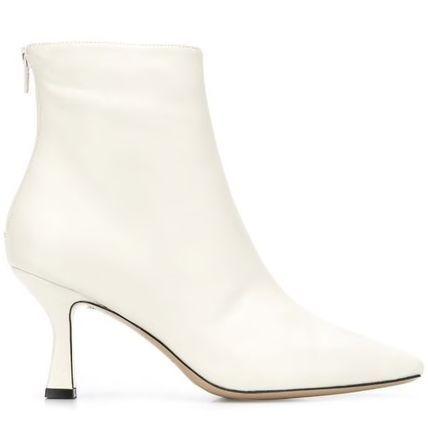 Casual Style Street Style Plain Formal Style  Boots Boots