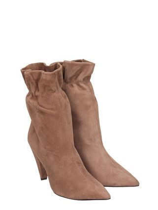Casual Style Street Style Plain Boots Boots