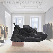 Stella McCartney Street Style Plain Sneakers