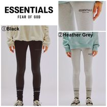 FEAR OF GOD ESSENTIALS Sweat Street Style Plain Sweatpants