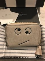 Anya Hindmarch Unisex Leather Coin Purses