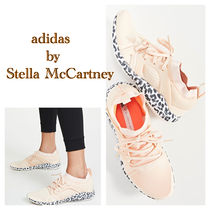 adidas by Stella McCartney Leopard Patterns Casual Style Street Style Collaboration