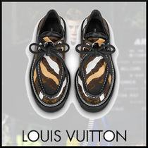 Louis Vuitton Camouflage Monogram Loafer & Moccasin Shoes