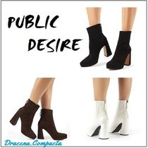 PUBLIC DESIRE Ankle & Booties Boots