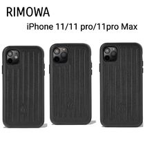 RIMOWA Unisex Plain Smart Phone Cases