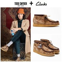 Clarks Street Style Collaboration Boots