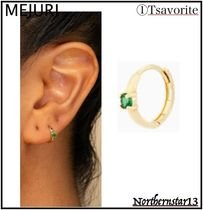 MEJURI Casual Style Handmade 14K Gold Fine
