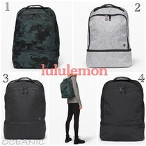lululemon Camouflage Plain Backpacks