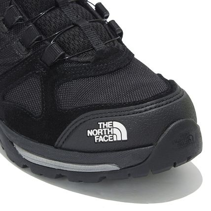 THE NORTH FACE Rubber Sole Casual Style Unisex Blended Fabrics Street Style