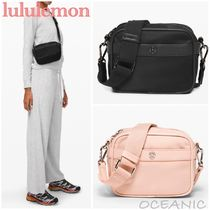 lululemon Plain Shoulder Bags