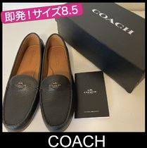 Coach Casual Style Plain Loafer & Moccasin Shoes