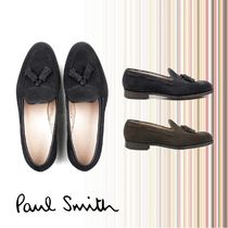 Paul Smith Loafers Tassel Collaboration Plain Leather