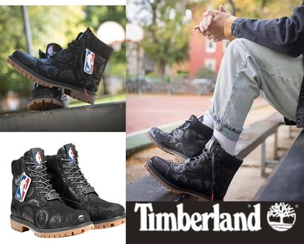Street Style Leather Boots